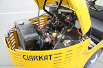 Clarkat 173 with it's new data plate